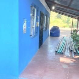 Acueducto de Río Grande de Paquera comunica a sus usuarios que no se hacen responsables de las averías que se produzcan por cambios en tubería en la Ruta 160