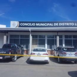 No hubo detenidos: FINALIZA ALLANAMIENTO DIRIGIDO POR FISCALÍA ANTICORRUPCIÓN EN EL CONCEJO MUNICIPAL DE LEPANTO