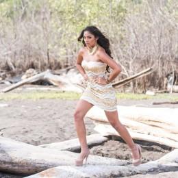 Concurso realizado en Camboya: La naranjeña Raquel Guevara Ávila es tercer finalista en el Miss Tourism Metropolitan International 2016