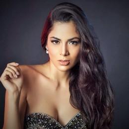 La josefina Melania González Monge presente por Costa Rica en el Miss International 2015 en Tokio, Japón
