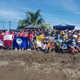 El pasado domingo: 300 voluntarios recolectaron 1.9 toneladas de basura en Puntarenas