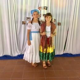Escuela de Río Grande de Paquera, Puntarenas: Nota y galería fotográfica de la Celebración del Día de las Culturas 2019