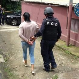En Barrio El Triunfo de Piedades en Santa Ana, San José: PCD captura por segunda ocasión a mujer que lideraba venta de drogas