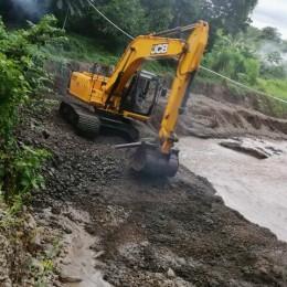Así lo confirmó el Comité Local de Emergencias de Paquera: CNE aprobó obras de intervención en comunidades afectadas por las lluvias de octubre 2019