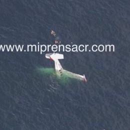 Distrito de Paquera, Puntarenas: Detenidas las cuatro personas que viajaban en la avioneta que cayó al mar este jueves 30 de enero 2020