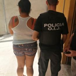 En Paquera, Puntarenas: Detenidos una mujer y un hombre sospechosos de Infracción a la Ley de Psicotrópicos