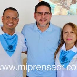 106 votos de diferencia sobre el PIN: Ulises González Jiménez de Nueva República se adueñó de la Intendencia de Paquera con más de 800 votos