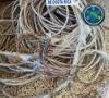 Barranca, Puntarenas: Tras persecución policial Fuerza Pública detiene cuatro sujetos con 345 metros de cable telefónico