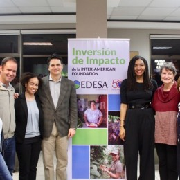 Agencia Independiente del Gobierno de EEUU: Millón y medio de dólares se invertirán en 3500 microempresas de zonas rurales de Costa Rica