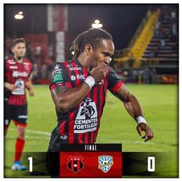Jornada 11 del Torneo Clausura 2020: Liga Deportiva Alajuelense 1 Jicaral Sercoba 0