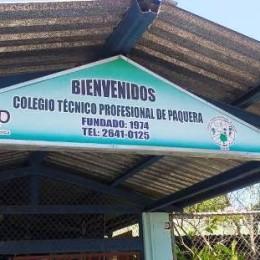 OIJ realiza diligencias de investigación en el Colegio Técnico Profesional de Paquera