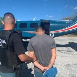 Playa Coyote, Nandayure, Guanacaste: Un hombre fue detenido como sospechoso de asalto a una empresa autobusera
