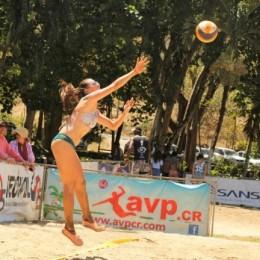 Este sábado 07 y domingo 08: La comunidad de Tambor albergará la sexta fecha del Campeonato Nacional de voleibol de playa