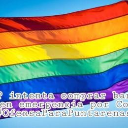 Para la diputada porteña Carmen Chan la compra de bandera LGTBI es una ofensa para Puntarenas