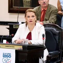 Legisladora porteña: Carmen Chan propone que INCOP destine recursos para prevención de Covid-19 en Puntarenas