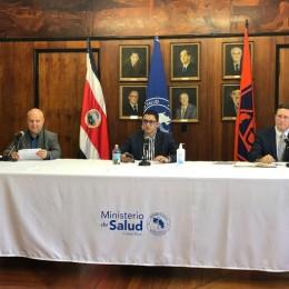 En total son 467 en 55 cantones: San José y Alajuela agrupan el 75% de los casos positivos por COVID-19