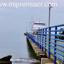 Costarricenses retornaron al país desde Crucero: Arribaron al puerto de Puntarenas en el SEVENS SEAS NAVIGATOR