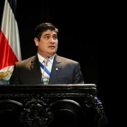 Discurso ante Asamblea Legislativa: Presidente Carlos Alvarado celebra históricos avances, pero lamenta el freno a la producción y a la economía por Covid-19
