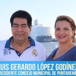 Nueva República presidirá Concejo Municipal de Puntarenas