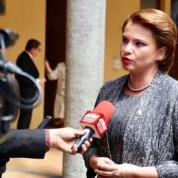 Legisladora Carmen Chan Mora: Presidente Carlos Alvarado debe darle la cara a los pescadores