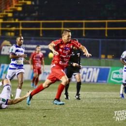 Jornada 16 del Torneo Clausura 2020: San Carlos 0 Jicaral Sercoba 1