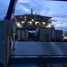 Por la pandemia: Reducción en la capacidad de transporte de los ferrys a Paquera y Playa Naranjo se aplica desde abril de este año