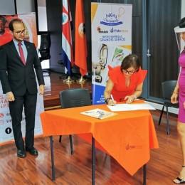 Convenio entre IMAS y MUCAP integran oferta de vivienda y crédito productivo