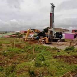 Inversión de ₡180 millones del INDER: Dos mil personas en Cot de Oreamuno se verán beneficiadas con tanque de agua