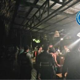 Había unas cien personas: Policía clausura la noche de este sábado fiesta privada en Santa Teresa de Cóbano