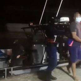 Ministerio de Seguridad captura otra lancha con aproximadamente dos toneladas de cocaína: Suman aproximadamente 3,3 toneladas de cocaína los decomisos del fin de semana en el Caribe