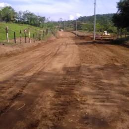 Camino habilitará acceso a 58 parcelas ubicadas entre Nuevo Arenal de Tilarán y Cote de Guatuso: Inversión del INDER por ₡351 millones incluye lastrado de 5 kms, construcción de puentes y obras de alcantarillado