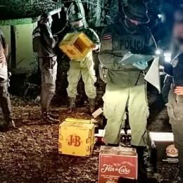 También Policía de Control Fiscal: Policía de Fronteras y Fuerza Pública incautan más de 2 mil unidades de licor