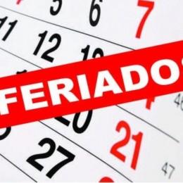 Rige ley que permite trasladar feriados a los días lunes: Busca incentivar la reactivación económica