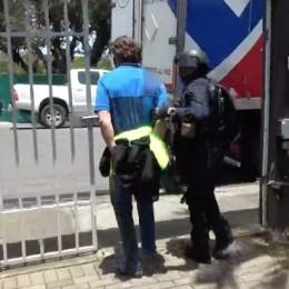 En Curridabat de San José: PCD allanó inmueble y capturó a sujeto por embodegar precursores químicos
