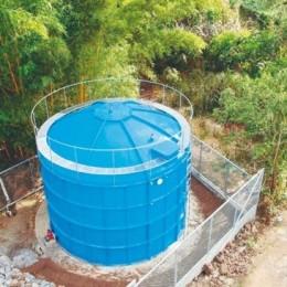 """Santiago de Paraíso en Cartago: 3880 personas disfrutan un """"Paraíso"""" por mejoras en servicio de agua potable"""