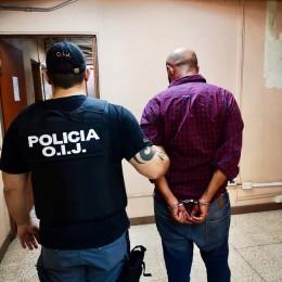 San Francisco de Heredia: Detenido sospechoso de Robo Agravado y otros