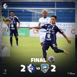 Jornada 02 del Torneo Apertura 2020: Club Sport Cartaginés 2 Jicaral Sercoba 2