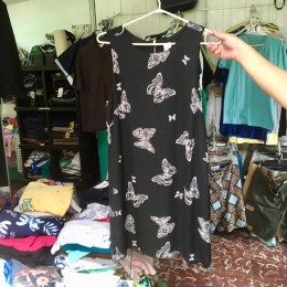 En Paquera: Qué bellos vestidos nos encontramos en Tienda Karol