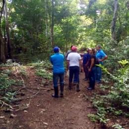Se gestiona posible apertura: Comisión de caminos del Concejo Municipal de Paquera realizó recorrido por camino Los Búfalos que comunica el centro de Paquera con La Ensenada