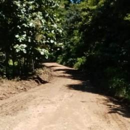 Concejo Municipal de Paquera interviene ruta interna que conecta Playa Pájaros con Punta del Río