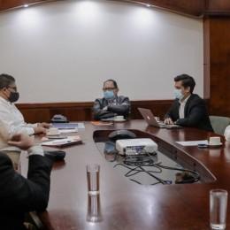 Gobierno de la República recibe a movimiento de Puntarenas para escuchar y generar una propuesta participativa