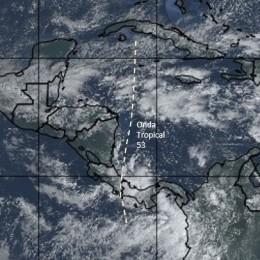 La CNE llama a la prevención por el paso de la Onda Tropical #53: La mayor concentración de lluvias estará principalmente en el Pacífico Central y Sur, Caribe Norte y Zona Norte