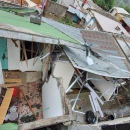 Los Guido – Desamparados: Deslizamiento en Urbanización Valladolid continúa moviéndose de forma acelerada