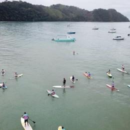 El 22 de noviembre 2020: Playa Naranjo de Paquera será sede del regreso competitivo de surf de remo con el O'Pacífico Paddle Challange