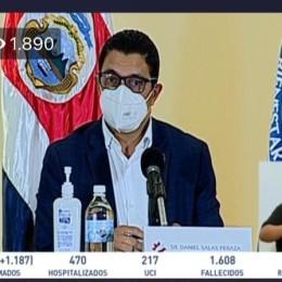 País suma 1422 casos COVID-19 el miércoles, 1219 el jueves y 1187 el viernes: 30 fallecidos más en los últimos tres días