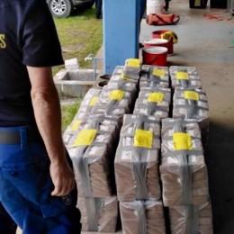 Autoridades interceptan dos embarcaciones, aprehenden a siete sujetos y decomisan droga: Como parte del Convenio de Patrullaje Conjunto entre Costa Rica y EE.UU.