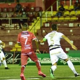Jornada 13 del Torneo Apertura 2020: Santos de Guápiles 1 Jicaral Sercoba 1
