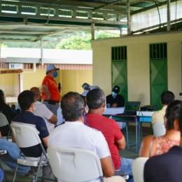 Acuerdan tramitar 189 propuestas para beneficio de habitantes del Pacífico Central: La quinta jornada de diálogo inició este viernes en Jicaral con representantes de Lepanto, Paquera y Cóbano