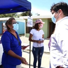 Proyecto Kilómetro 20: Más de ₡1.100 millones en recursos del Bono permiten dar casa a 55 familias de Golfito