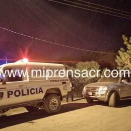 Este sábado: En operativo interinstitucional detienen fiesta en propiedad privada en Mal País y otra en la playa en Santa Teresa de Cóbano